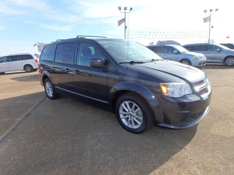 2014 Dodge Grand Caravan for sale at BLACKWELL MOTORS INC in Farmington MO