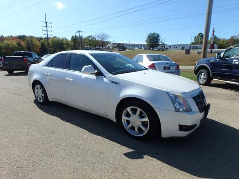 2008 Cadillac CTS for sale at BLACKWELL MOTORS INC in Farmington MO