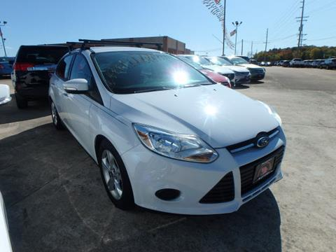 2014 Ford Focus for sale at BLACKWELL MOTORS INC in Farmington MO