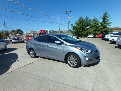 2015 Hyundai Elantra for sale at BLACKWELL MOTORS INC in Farmington MO