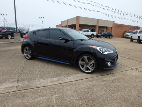 2014 Hyundai Veloster Turbo for sale at BLACKWELL MOTORS INC in Farmington MO