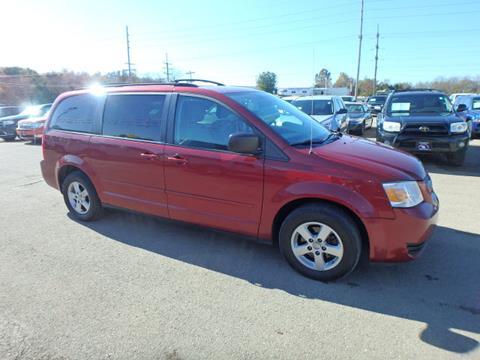 2010 Dodge Grand Caravan for sale at BLACKWELL MOTORS INC in Farmington MO