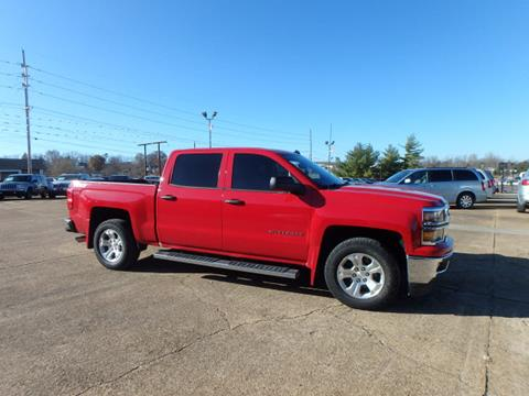 2014 Chevrolet Silverado 1500 for sale at BLACKWELL MOTORS INC in Farmington MO