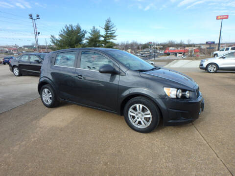 2014 Chevrolet Sonic for sale at BLACKWELL MOTORS INC in Farmington MO