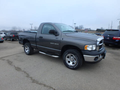 2004 Dodge Ram Pickup 1500 for sale at BLACKWELL MOTORS INC in Farmington MO