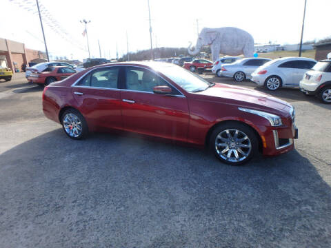 2014 Cadillac CTS for sale at BLACKWELL MOTORS INC in Farmington MO