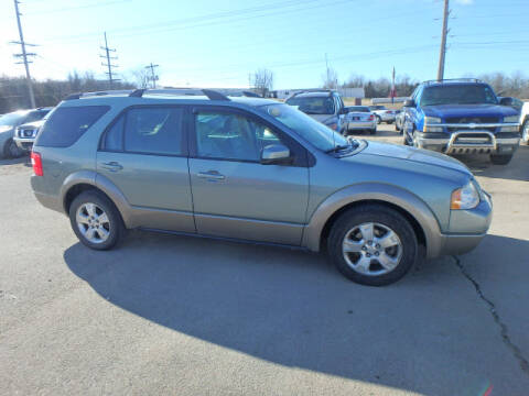 2006 Ford Freestyle for sale at BLACKWELL MOTORS INC in Farmington MO