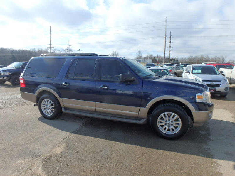 2014 Ford Expedition EL for sale at BLACKWELL MOTORS INC in Farmington MO