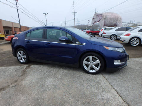 2012 Chevrolet Volt for sale at BLACKWELL MOTORS INC in Farmington MO