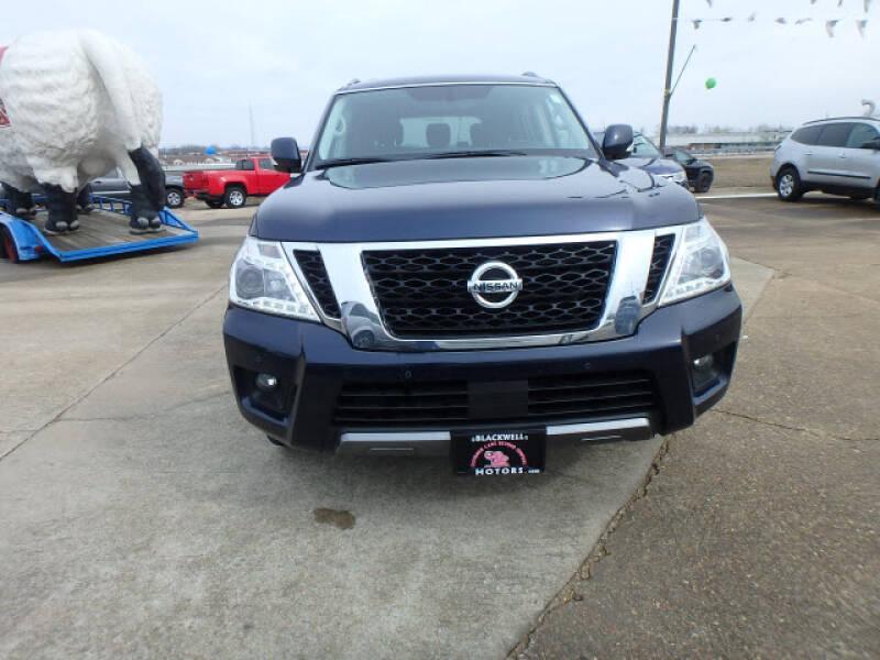 2019 Nissan Armada SV (image 2)