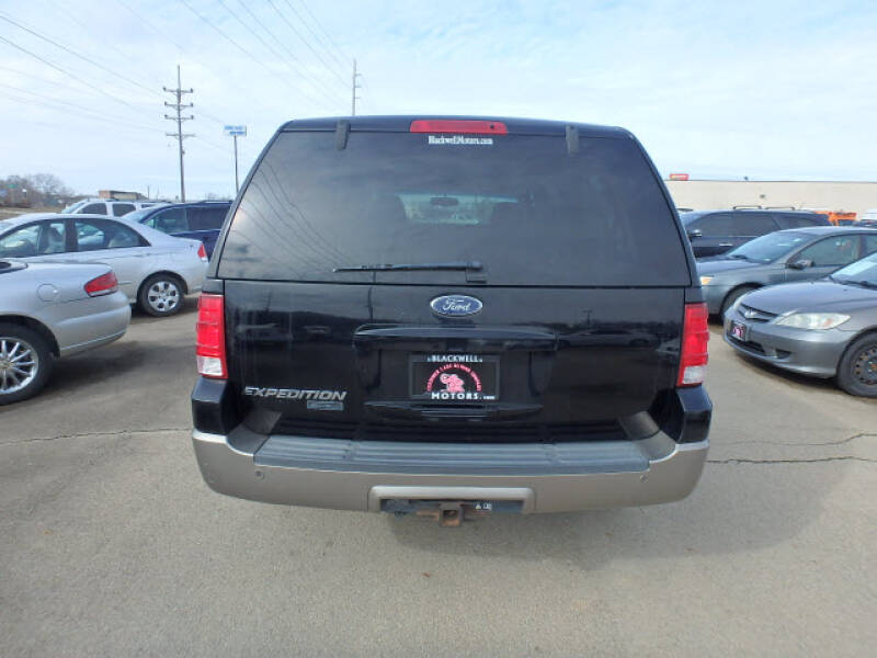 2003 Ford Expedition Eddie Bauer (image 10)