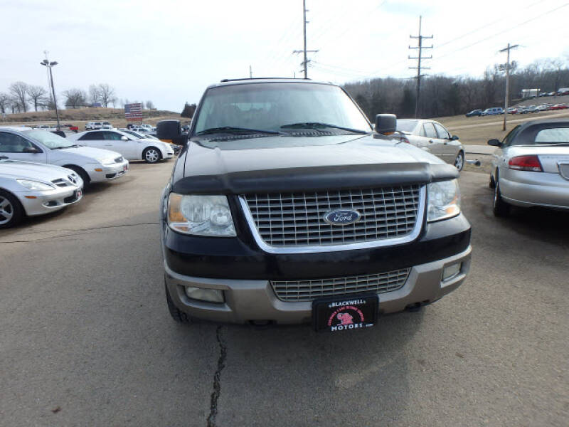 2003 Ford Expedition Eddie Bauer (image 2)