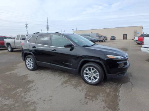 2018 Jeep Cherokee Latitude Plus for sale at BLACKWELL MOTORS INC in Farmington MO