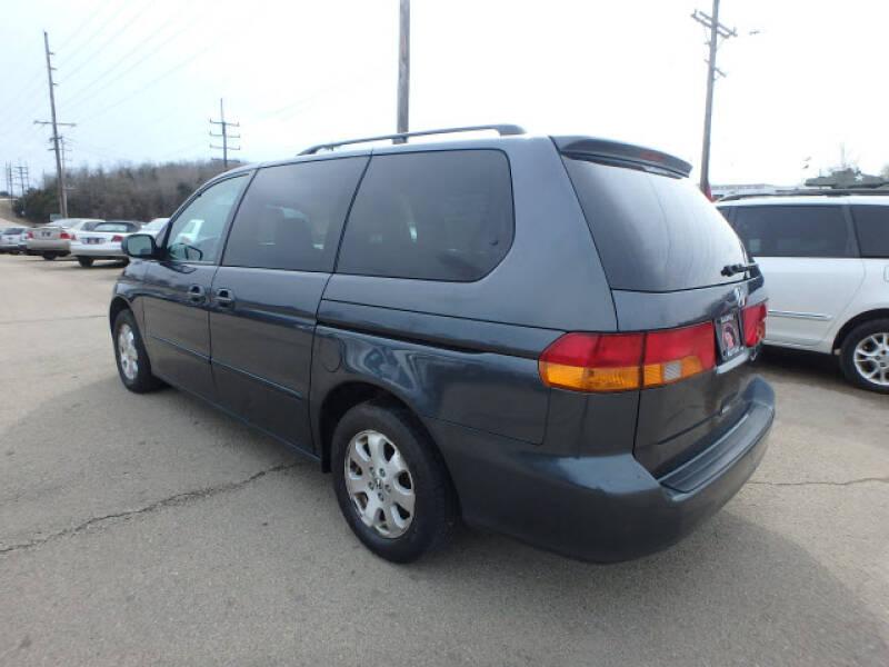 2004 Honda Odyssey EX w/DVD (image 9)