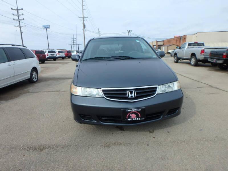 2004 Honda Odyssey EX w/DVD (image 2)