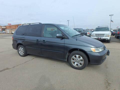 2004 Honda Odyssey EX w/DVD for sale at BLACKWELL MOTORS INC in Farmington MO