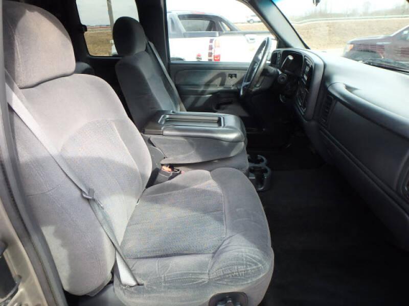 2002 Chevrolet Silverado 1500 (image 4)