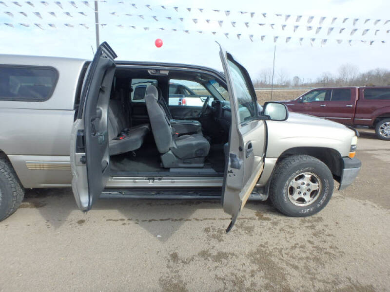 2002 Chevrolet Silverado 1500 (image 7)