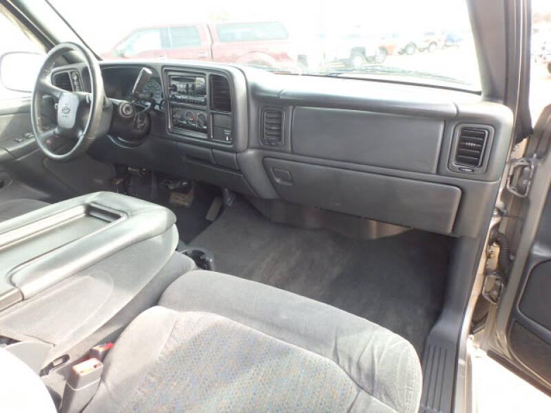 2002 Chevrolet Silverado 1500 (image 6)