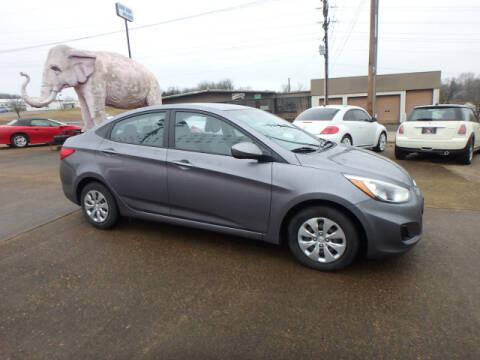 2015 Hyundai Accent for sale at BLACKWELL MOTORS INC in Farmington MO