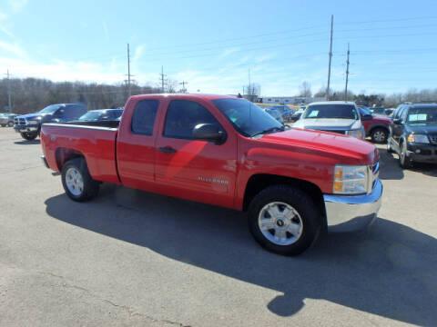 2013 Chevrolet Silverado 1500 for sale at BLACKWELL MOTORS INC in Farmington MO