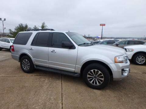 2015 Ford Expedition for sale at BLACKWELL MOTORS INC in Farmington MO