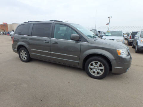 2010 Chrysler Town and Country for sale at BLACKWELL MOTORS INC in Farmington MO