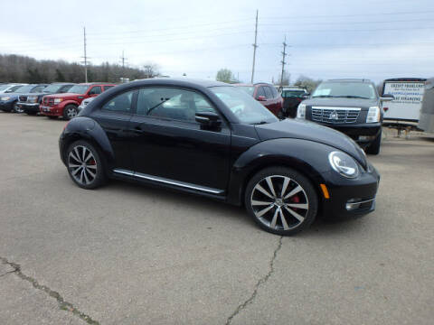 2013 Volkswagen Beetle for sale at BLACKWELL MOTORS INC in Farmington MO