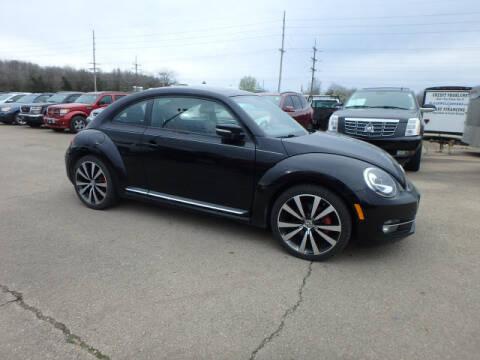 2013 Volkswagen Beetle for sale at BLACKWELL MOTORS INC in Farmington MO
