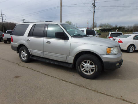 2004 Ford Expedition XLT for sale at BLACKWELL MOTORS INC in Farmington MO