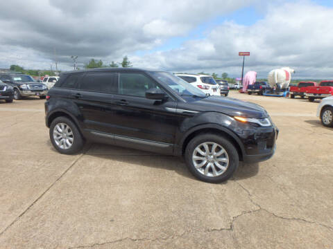 2018 Land Rover Range Rover Evoque for sale at BLACKWELL MOTORS INC in Farmington MO