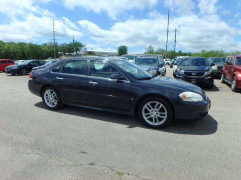 2009 Chevrolet Impala for sale at BLACKWELL MOTORS INC in Farmington MO