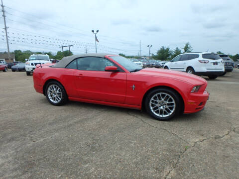 2014 Ford Mustang for sale at BLACKWELL MOTORS INC in Farmington MO