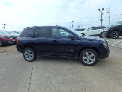 2014 Jeep Compass for sale at BLACKWELL MOTORS INC in Farmington MO
