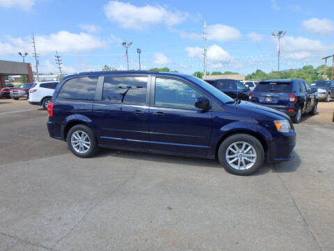 2015 Dodge Grand Caravan for sale at BLACKWELL MOTORS INC in Farmington MO