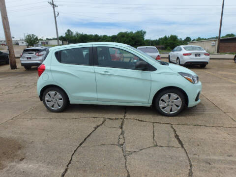 2017 Chevrolet Spark for sale at BLACKWELL MOTORS INC in Farmington MO
