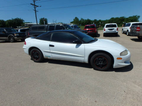 1997 Eagle Talon for sale at BLACKWELL MOTORS INC in Farmington MO