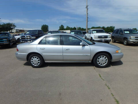 2001 Buick Century for sale at BLACKWELL MOTORS INC in Farmington MO