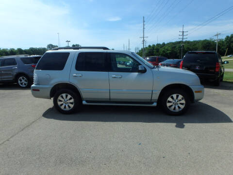 2006 Mercury Mountaineer for sale at BLACKWELL MOTORS INC in Farmington MO