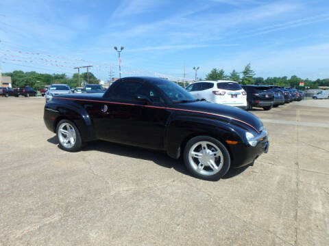 2003 Chevrolet SSR for sale at BLACKWELL MOTORS INC in Farmington MO
