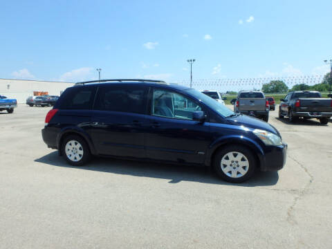 2006 Nissan Quest for sale at BLACKWELL MOTORS INC in Farmington MO