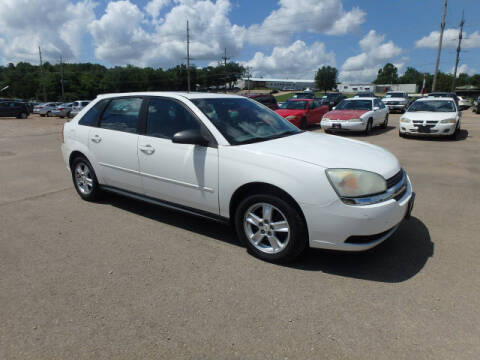 2005 Chevrolet Malibu Maxx for sale at BLACKWELL MOTORS INC in Farmington MO