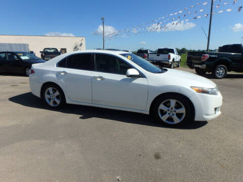2010 Acura TSX for sale at BLACKWELL MOTORS INC in Farmington MO