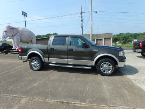 2008 Ford F-150 for sale at BLACKWELL MOTORS INC in Farmington MO