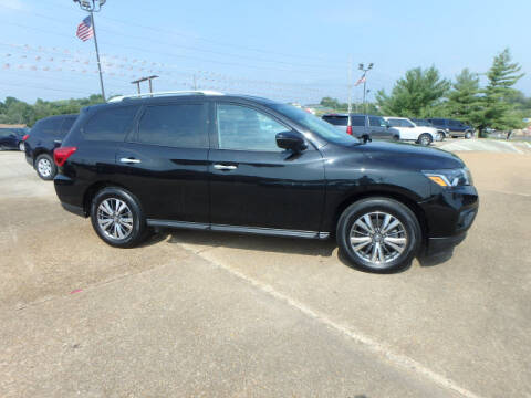 2019 Nissan Pathfinder for sale at BLACKWELL MOTORS INC in Farmington MO