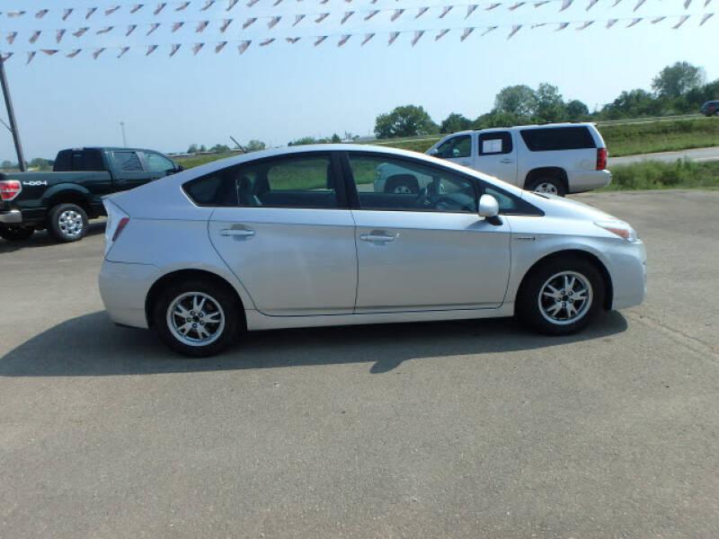 2011 Toyota Prius for sale at BLACKWELL MOTORS INC in Farmington MO