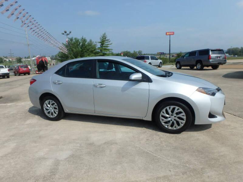 2018 Toyota Corolla for sale at BLACKWELL MOTORS INC in Farmington MO