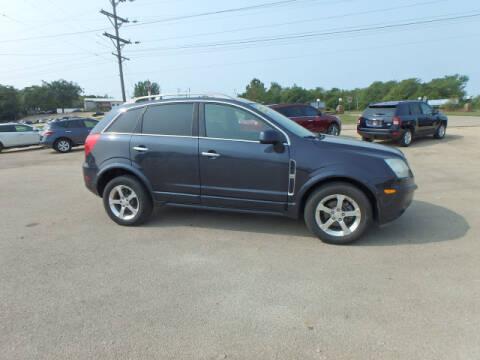2014 Chevrolet Captiva Sport for sale at BLACKWELL MOTORS INC in Farmington MO