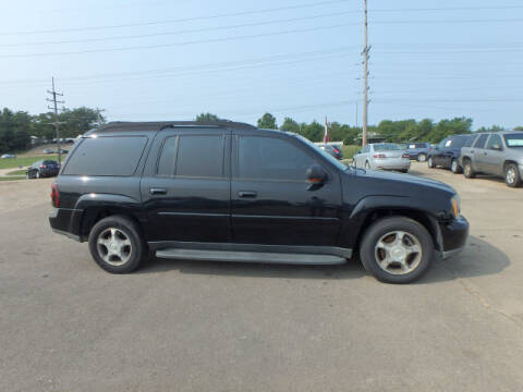 2005 Chevrolet TrailBlazer EXT for sale at BLACKWELL MOTORS INC in Farmington MO