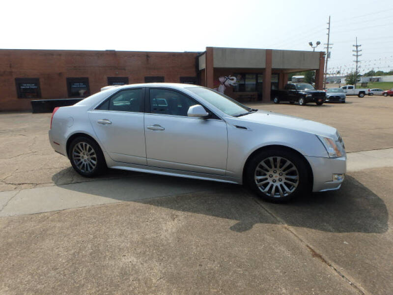 2011 Cadillac CTS for sale at BLACKWELL MOTORS INC in Farmington MO